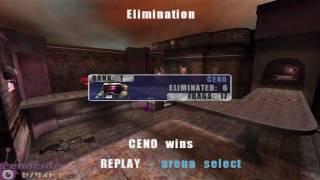 Quake III: Revolution (PS2, NTSC-J) - Campaign Mode - Part 4 | HD