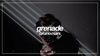 grenade    bruno mars    traducida al español + lyrics