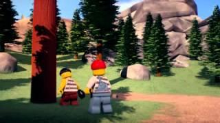 LEGO City film - Strom hojnosti