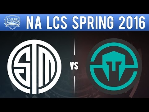 Dyrus Review/Reactions IMT vs TSM Game 1 - NA LCS 2016 Spring
