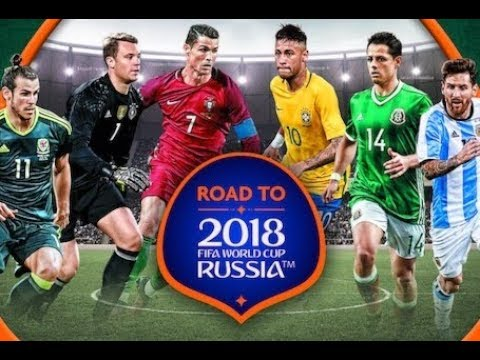 FIFA World Cup Russia 2018 (Official Promo)