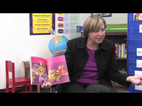 Frames for Fluency - Oral Language Instruction - Early Intermediate Literature Connection