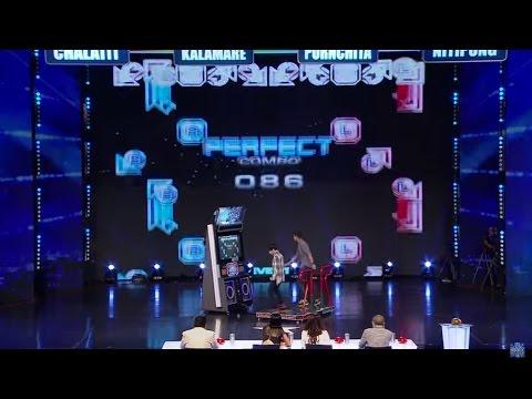 Thailand's Got Talent Season 5 EP5 5/6