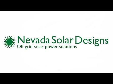 [086] Nevada Solar Designs @ ISC West With Bob Damrau
