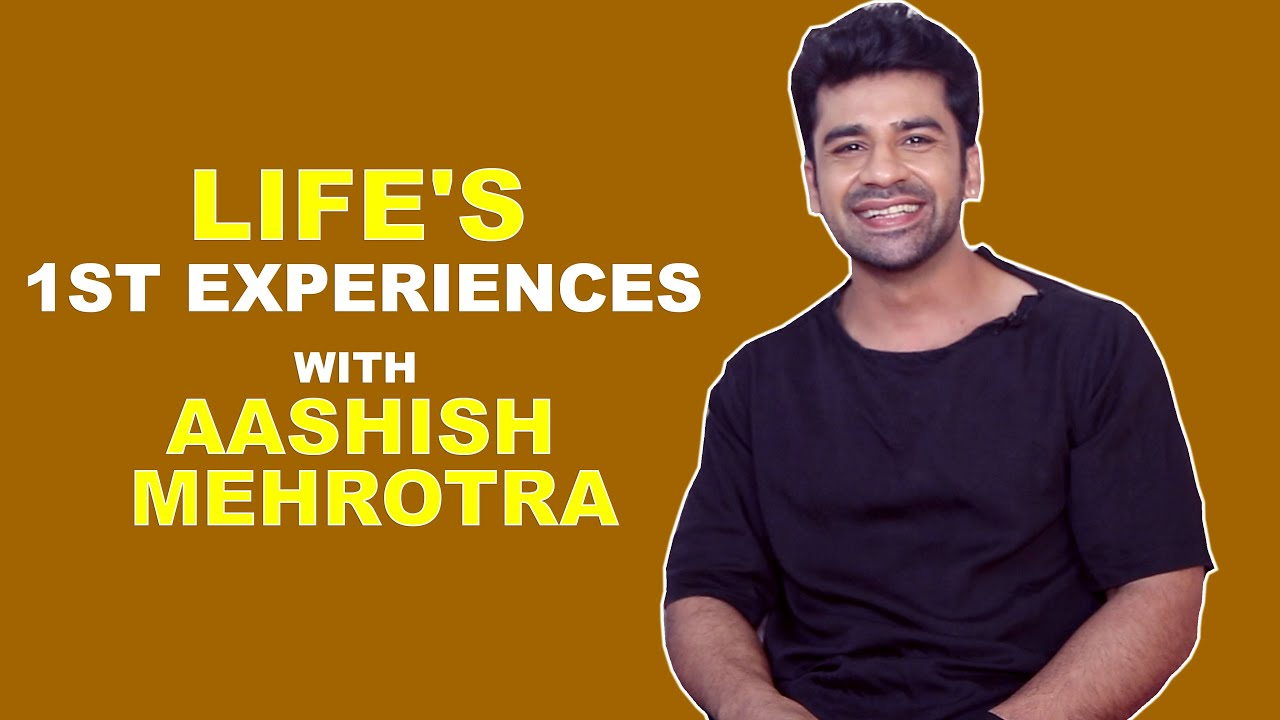 Aashish Mehrotra Shares His Firsts Experiences of Life's | Audition, Crush, Kiss & More | Anupamaa