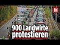 Riesige Trecker-Demo Legt Verkehr In NRW Lahm