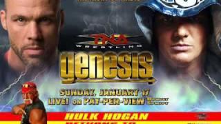 TNA Genesis 2010 Official Theme - Tema Oficial