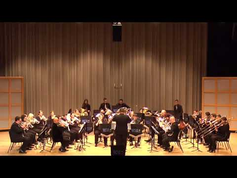 The Bluenose by Ty Watson, performed by the Western Silver Band - Experianza Music