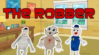 Who can CATCH the ROBBER? - TDA Presents KABOOM!