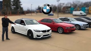 THE TYPICAL MORNING OF A BMW DRIVER *INSANE VLOG*