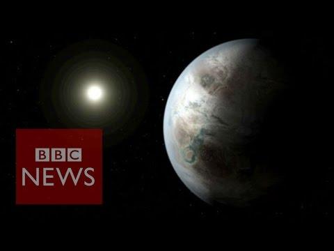 Nasa S Kepler Telescope Finds Earth S Cousin Bbc News