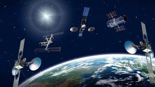 Сериал: Как летается в космос. Серия 3 - Спутники
