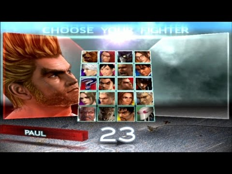 Tekken 4 | Paul Phoenix