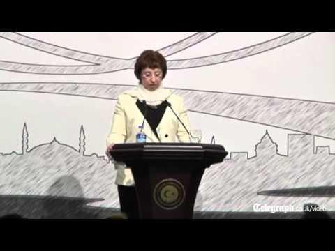 Baroness Ashton says nuclear talks constructive