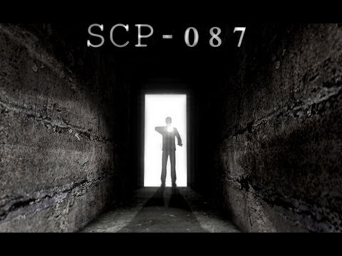 Let's Play A Flash Game | SCP-087-B | This Is Some Scurry Shit! W/Facecam