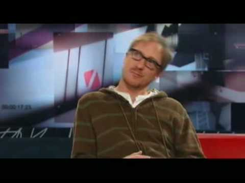 "David Thewlis on ""The Hour"" - Pt.1"