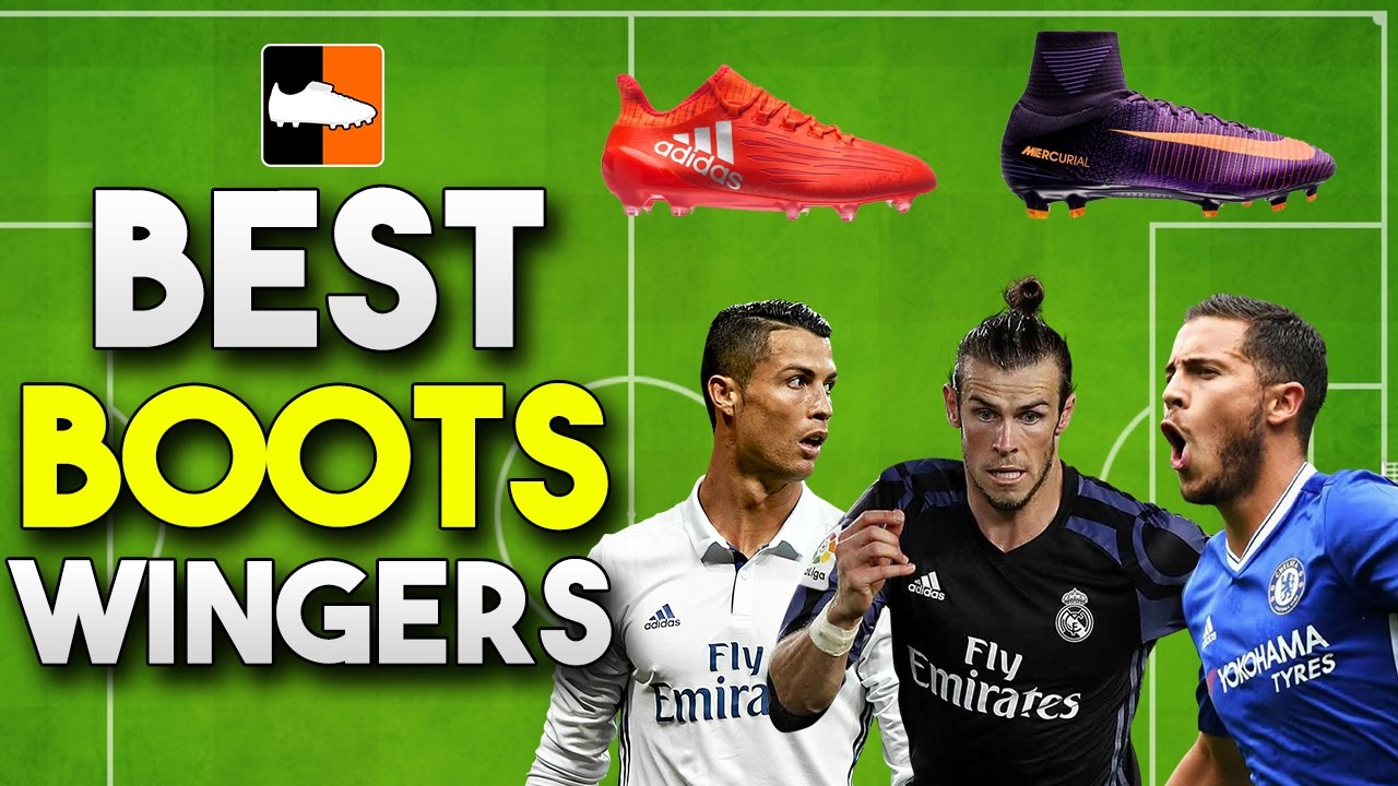 f3b157f74b2d Best Boots Wingers? Top Soccer Cleats for Wide Players - YouTube