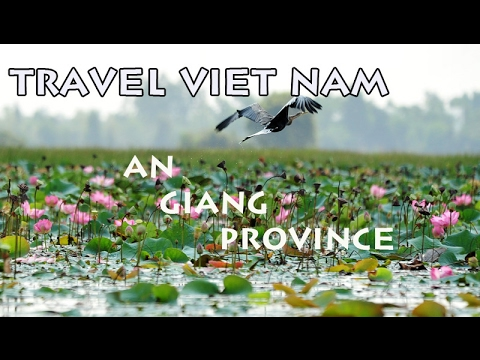 Travel Vietnam- An Giang province
