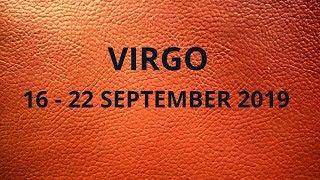 Zodiak Virgo 16, 17, 18, 19, 20, 21, 22 September 2019