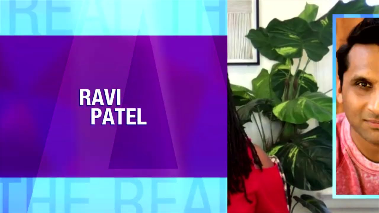 Tuesday on 'The Real': Ravi Patel