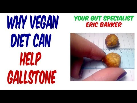 Can A Vegan Diet Help With Gallstones?