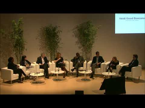 WHS 2017 - Shaping the Future of Digital Healthcare in the Developing World - Panel Discussion