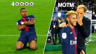 The Day Mbappé Scored 4 Goals But Neymar Played Better