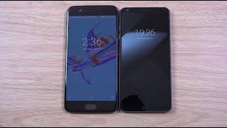 OnePlus 5 vs LG G6 - Speed Test!