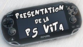 PRÉSENTATION DE LA PS VITA - Capetlevrai