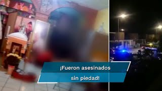 Tras el ataque, corporaciones de Seguridad realizaron una persecución en la que se enfrentaron con los presuntos agresores