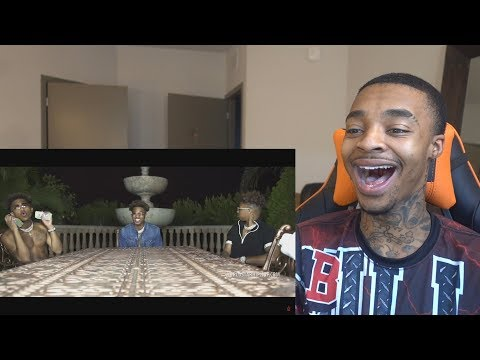 "I SEE 3! DDG ""Givenchy"" MUSIC VIDEO REACTION!"