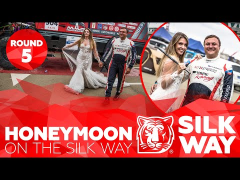 Match TV: Silk Road Rally Diaries - Honeymoon on the Silk Way | Silk Way Rally 2019🌏 - Stage 5