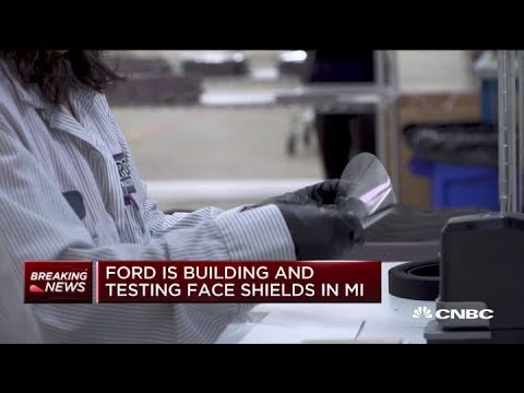Coronavirus: Ford, 3M, GE Partner To Manufacture Health-care Equipment To Treat COVID-19