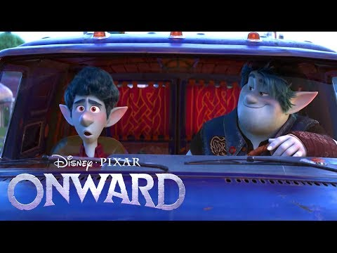 Onward Teaser Trailer (2019)