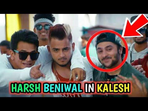 Harsh Beniwal In Kalesh By Millind Gaba And Mika Singh   Badshah, Mostlysane Collab   Prince Narula