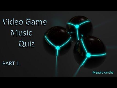 Video Game Music Quiz 1