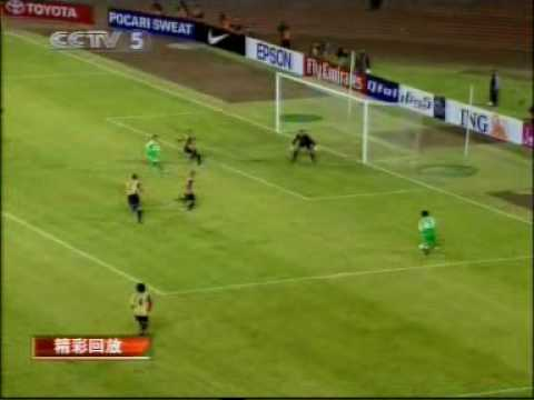AFC Champions League 2009  Beijing guoan(CHN)2:0Newcastle Jets(aus)  Highlights 2009.03 10
