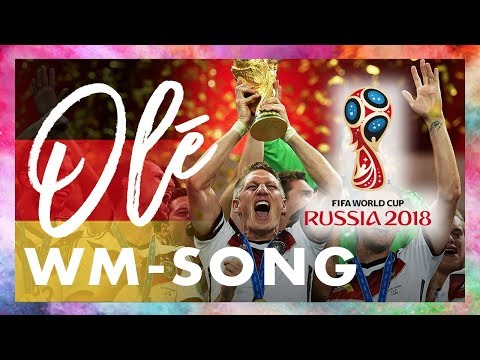 WM Song 2018 Deutschland - (Official Video) - Olé - VOLKAN  Feat. Wes - Offizieller WM SONG 2018