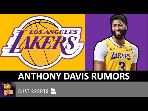 Anthony Davis Contract Rumors + Los Angeles Lakers Free Agency News On Kentavious Caldwell-Pope Deal