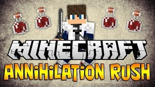 [Minecraft] ANNIHILATION - Strenght Rush #3