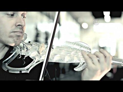 Скрипку с чистейшим звучанием создали на 3D-принтере (новости)