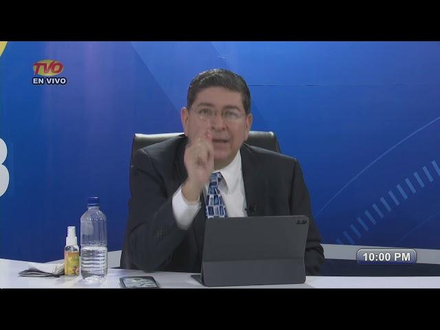 Cadena Nacional (En Vivo) y Walter Araujo 12 ABR 2021