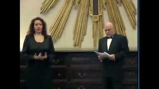 Vedova Allegra - Io sono una donna onesta - con Sergio Panajia