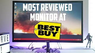 Samsung C24F390 (CF390) Monitor Review: A Budget Curved Monitor?