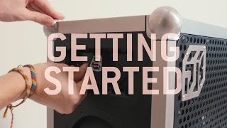Getting Started SB 1 | SOUNDBOKS 101