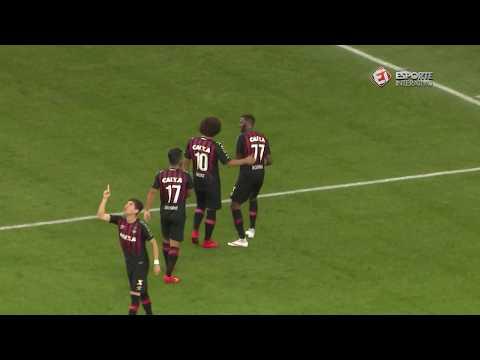 Melhores momentos - Atlético-PR 3 x 1 Vasco - Campeonato Brasileiro (19/11/2017)