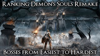 Ranking the Demon's Souls Remake Bosses from Easiest to Hardest