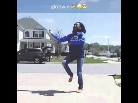 Booty gymnastics