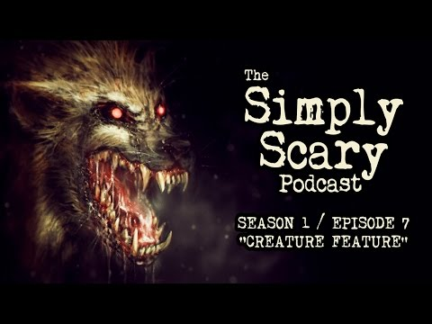 2 TERRIFYING ANIMAL SCARY STORIES | Disturbing Creepypasta Compilation | Simply Scary Podcast S1E07