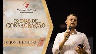 CULTO DE DOMINGO MANHA CONSAGRAÇÃO 12 DIAS  // DIA 6 2019